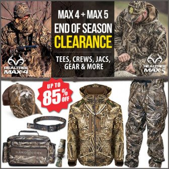 max 5 camo clearance deal
