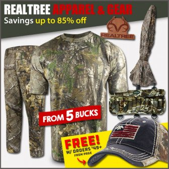 big sale realtree camo