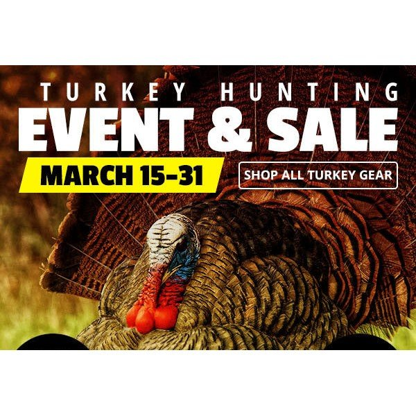 turkey hunting deals