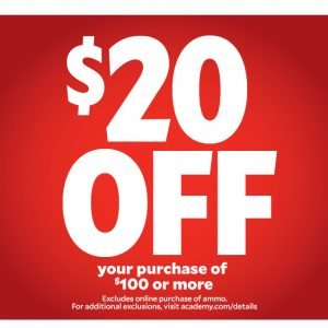 20 off 100 coupon code