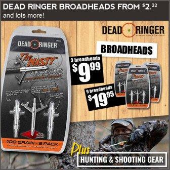 best deal broadhead archery sale