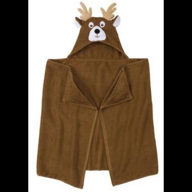 hooded baby towel animal deal