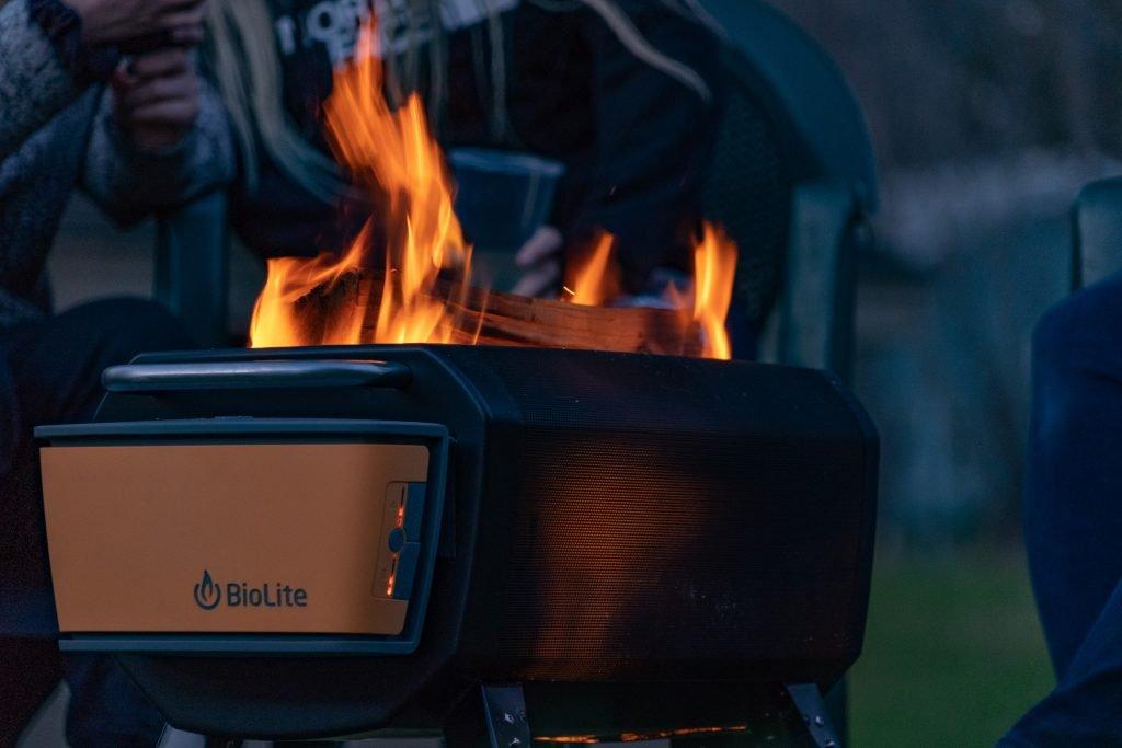 portable fire pit review