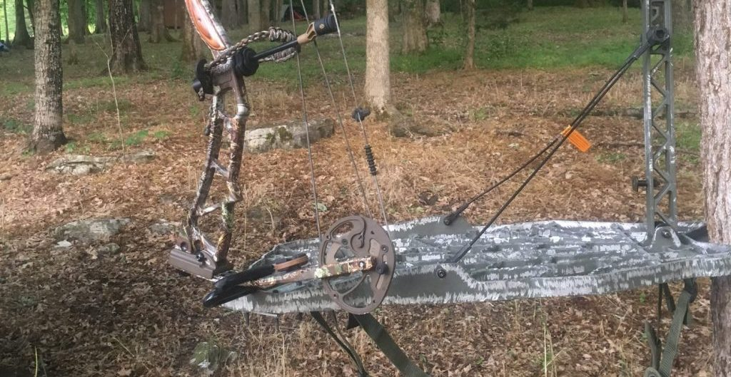 Third Hand Archery Universal Treestand Bow Holder Review