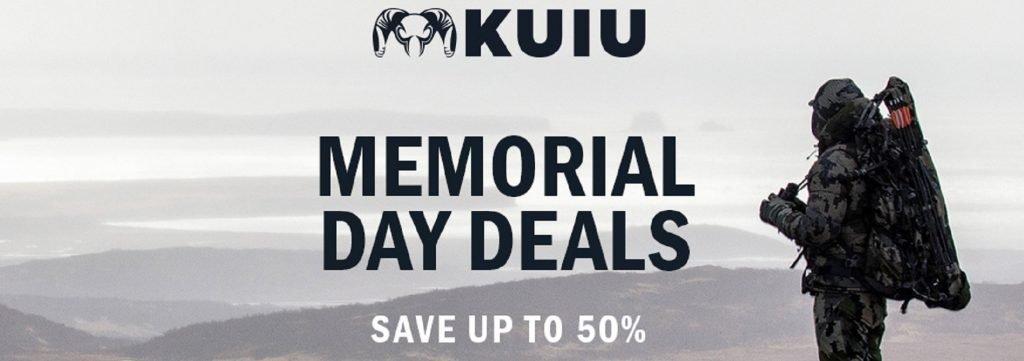 KUIU sales
