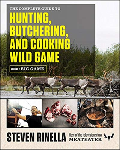 best cook book for hunter