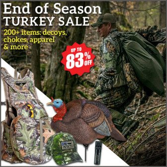 best turkey hunting deal