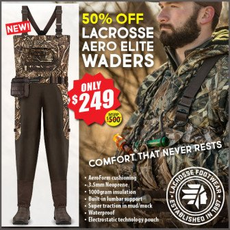 lacrosse wader boots