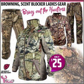 ladies hunting apparel sale
