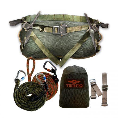 tethrd saddle starter kit