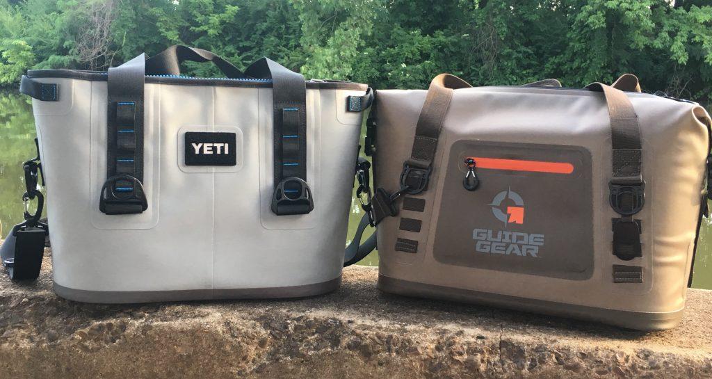 yeti vs guide gear cooler