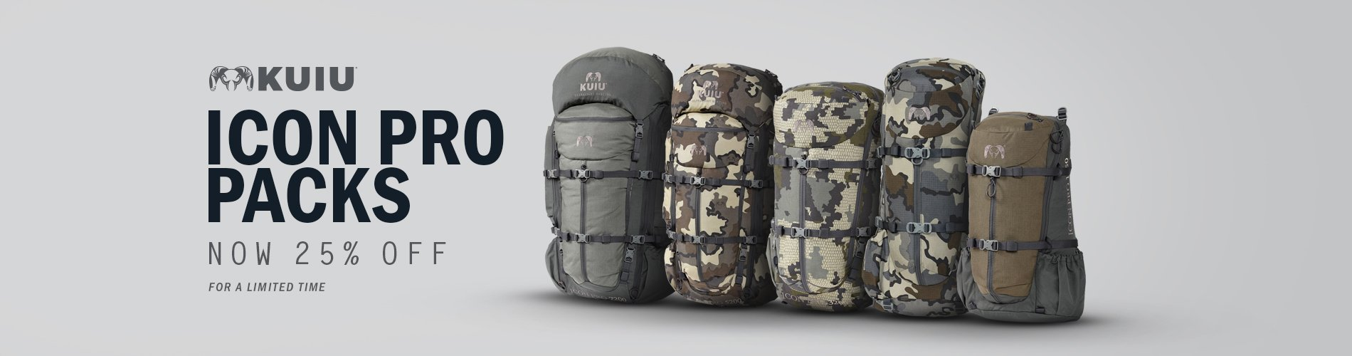 KUIU Icon Pack Flash Sale