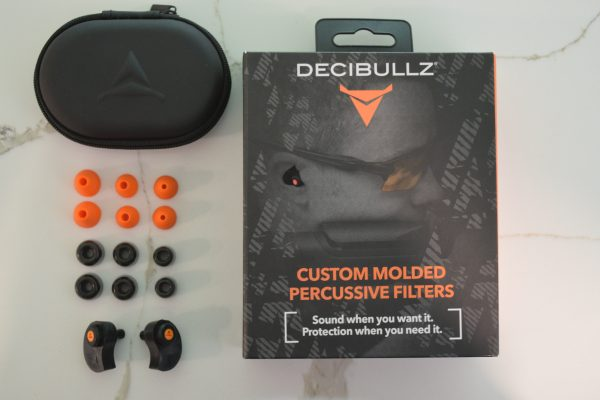 decibullz custom percussive ear plugs review
