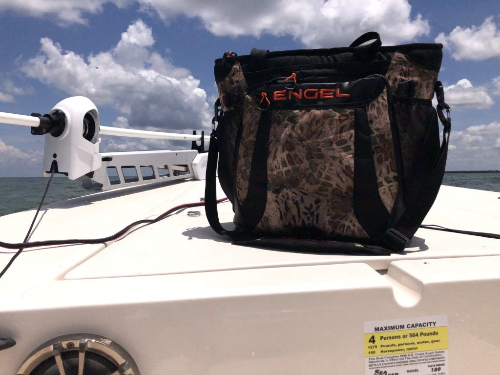 fishing Cooler Testing