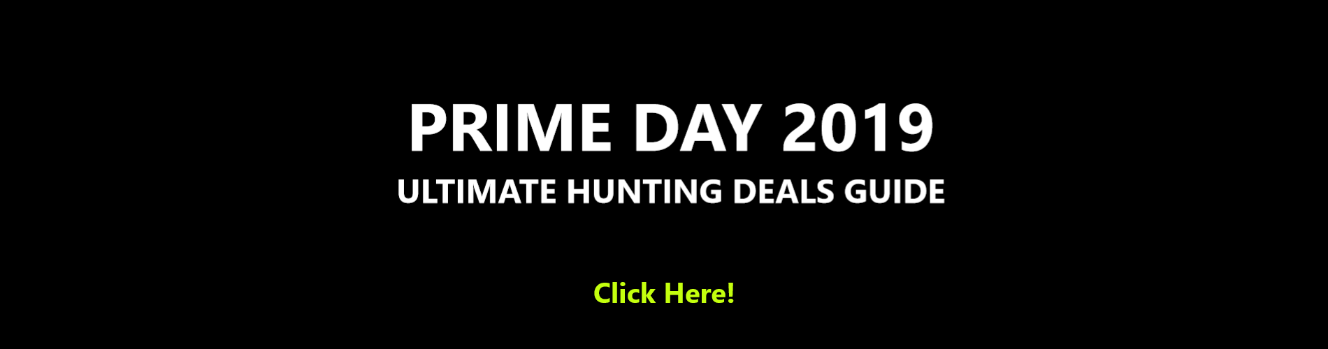 prime day 2019 deals guide