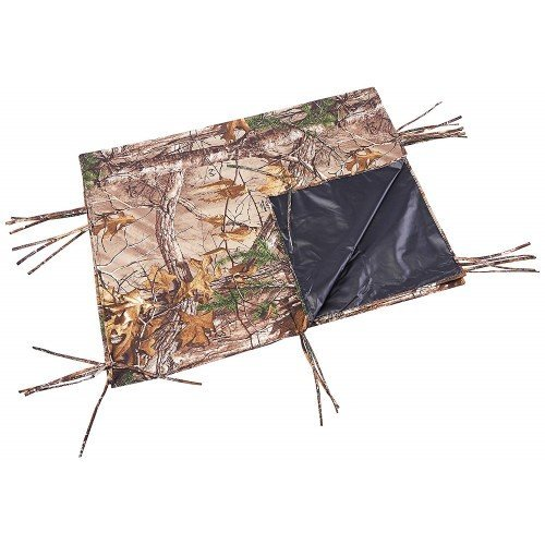 universal treestand skirt material