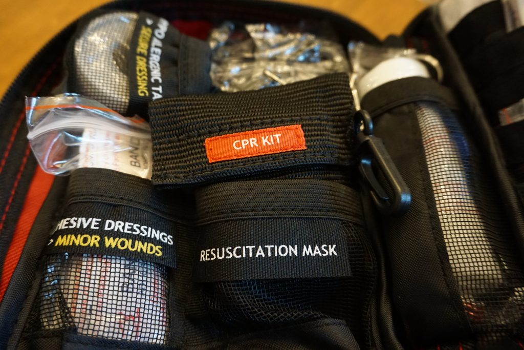 backpacking first aid kit review