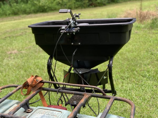 guide gear atv spreader hack
