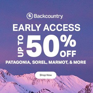 backcountry outdoor sale