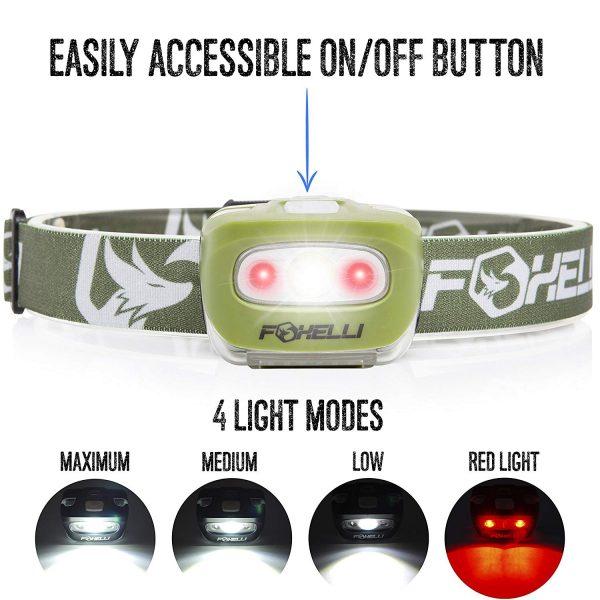 cheapest hunting headlight