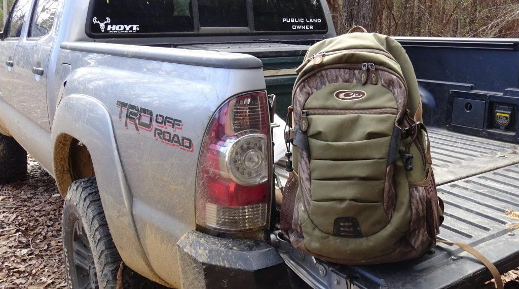 drake daypack review
