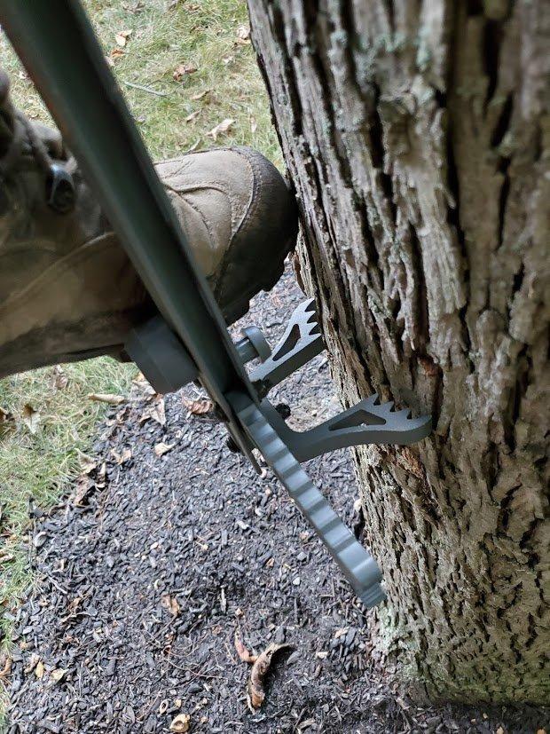 hawk helium treestand steps