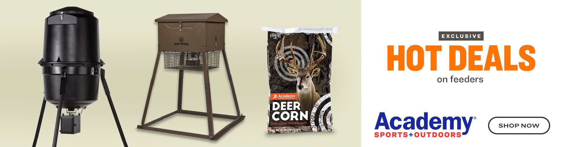 academy deer season hot deals