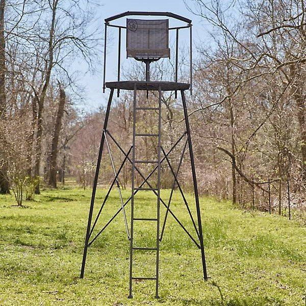 game winner tripod hunting stand deal