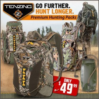 best hunting backpack deal