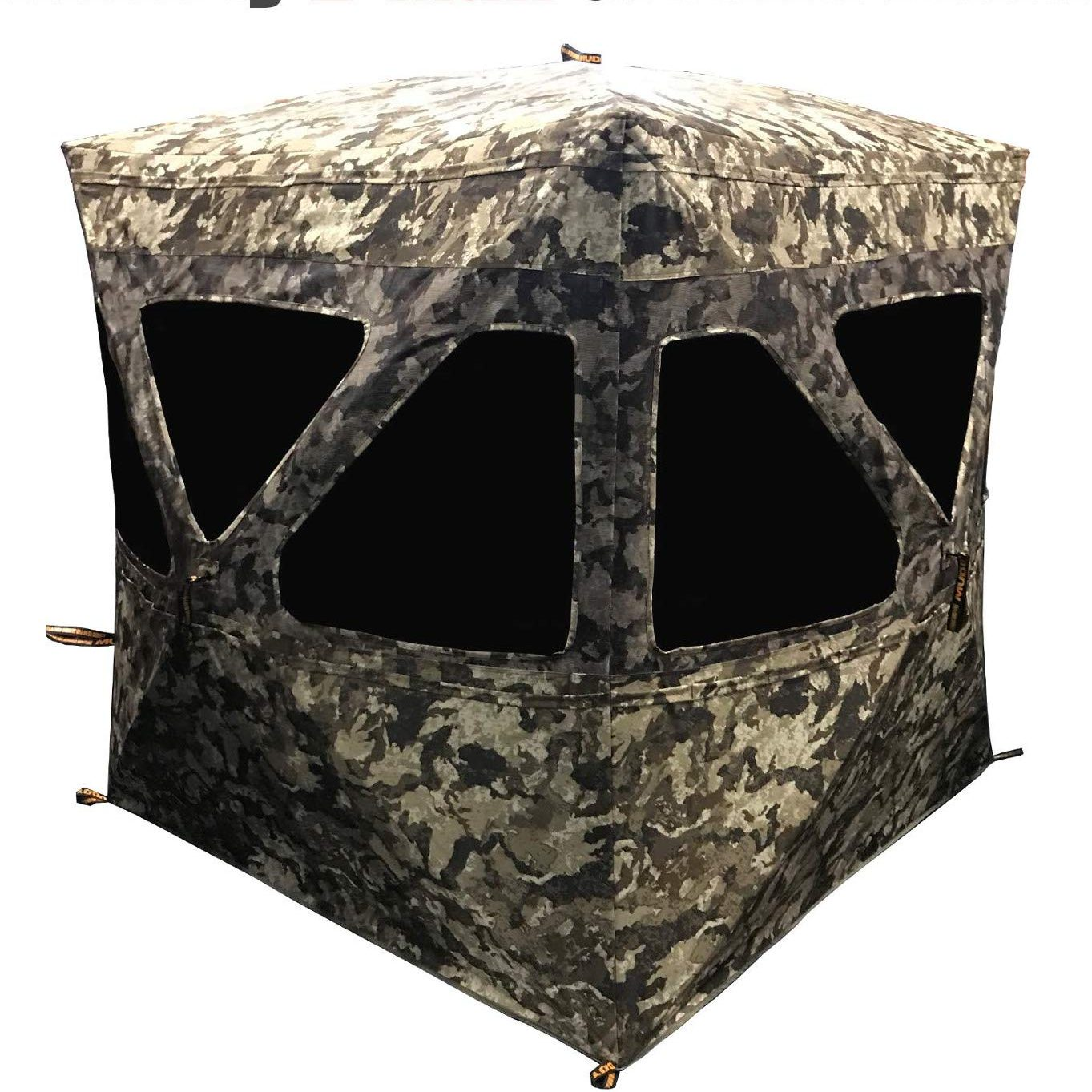 surround view ground blind