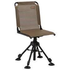 best deal ground blind chair