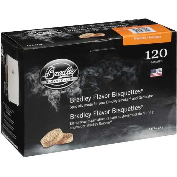 best deal bradley smoke biscuits