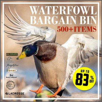 best prices on duck hunting gear