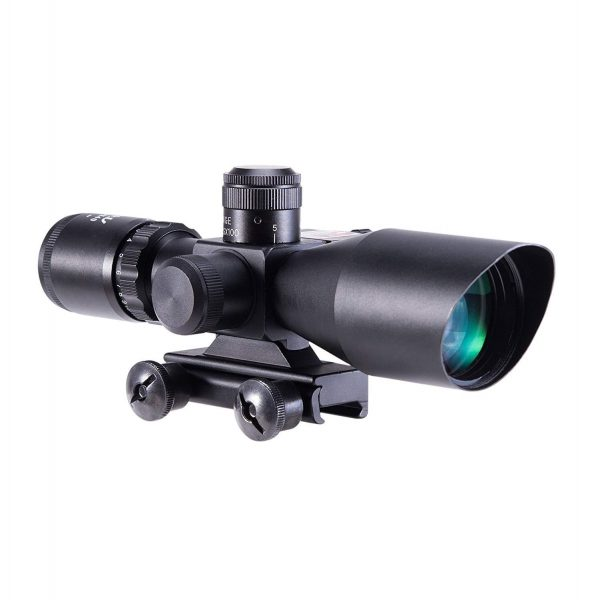 best deal AR riflescope