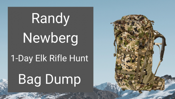 best elk hunting gear
