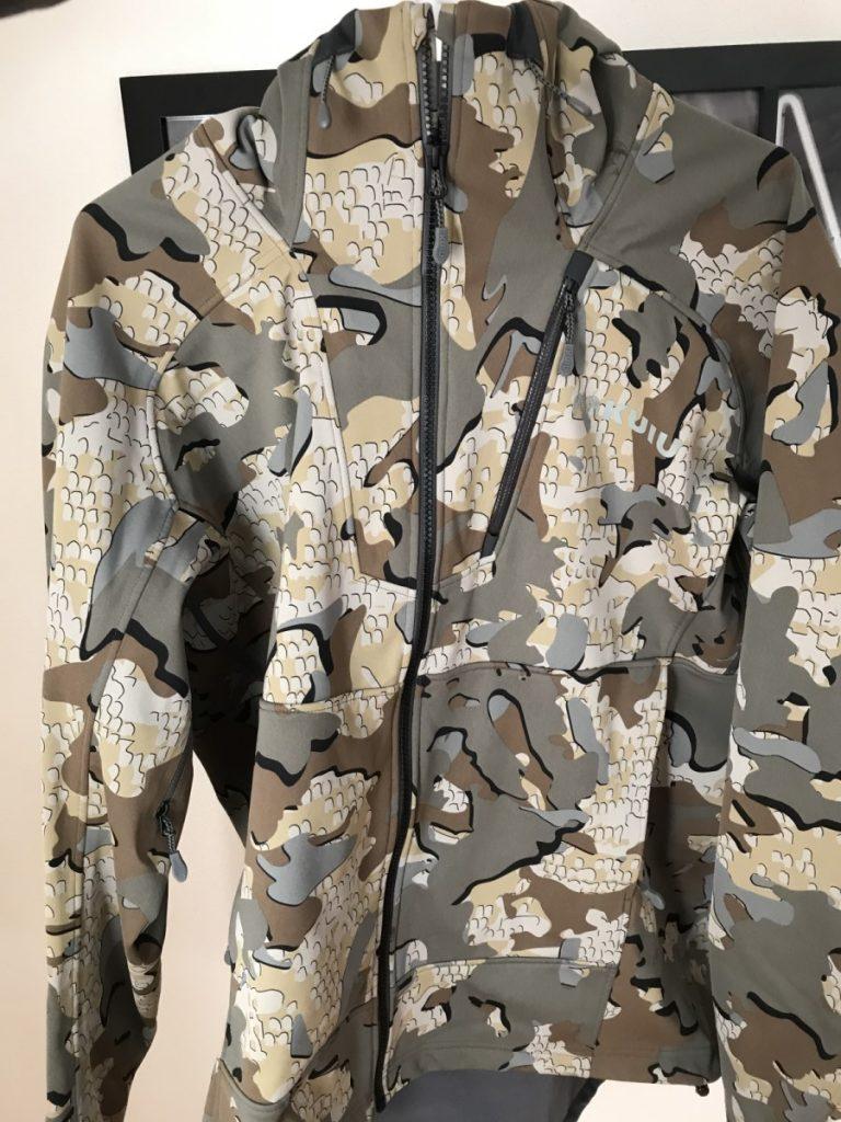 new kuiu valo camo jacket
