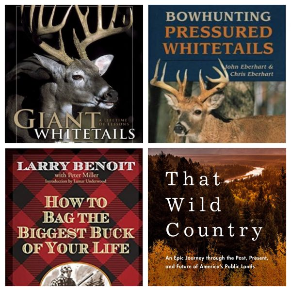 the best deer hunting books