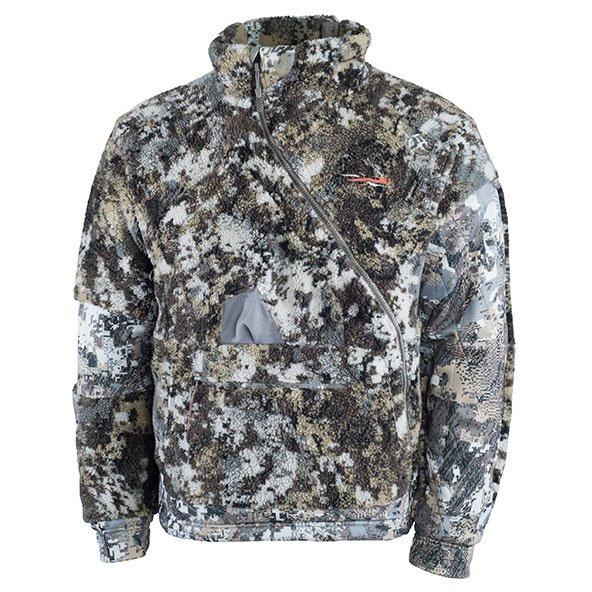 warmest hunting jacket sitka