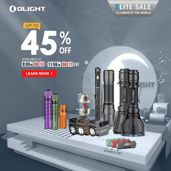 best deal flashlight olite
