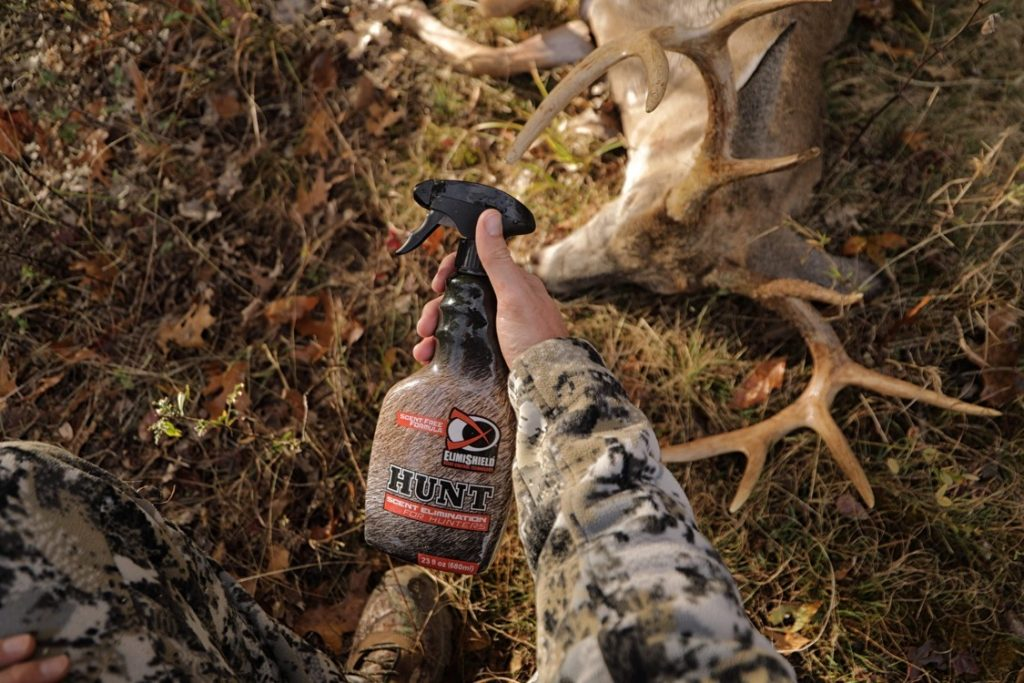 best scent control for deer hunting