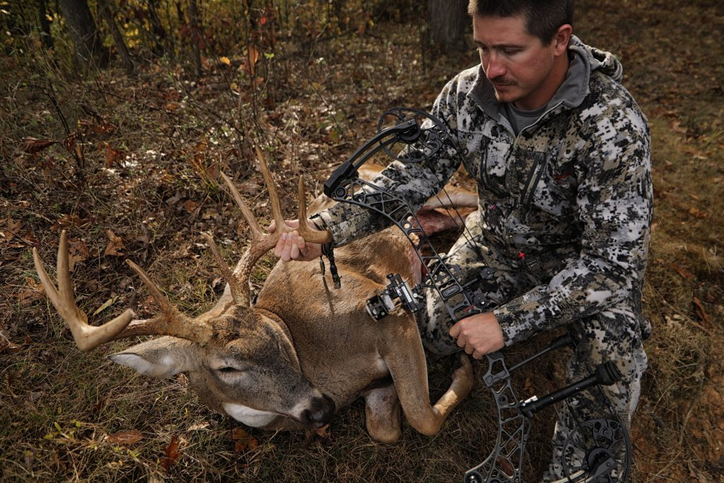 Can I kill a mature buck in October