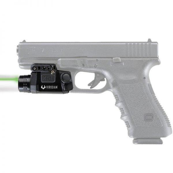 best laser and light combo gun