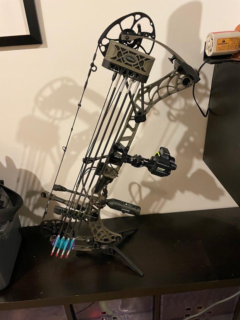 custom mathews bow