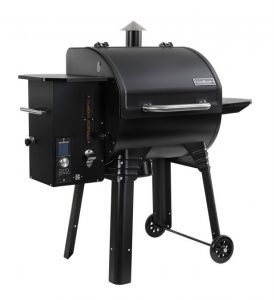 Camp Chef SMOKEPRO grill review