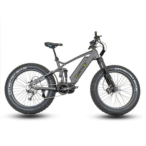best electric bike for mountains