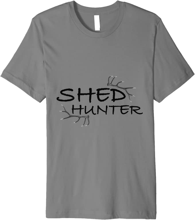 best looking shed hunting gear