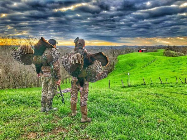 turkey hunting photography