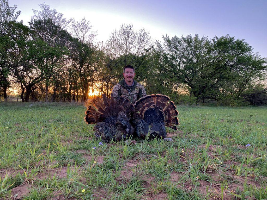 turkey hunting rio double