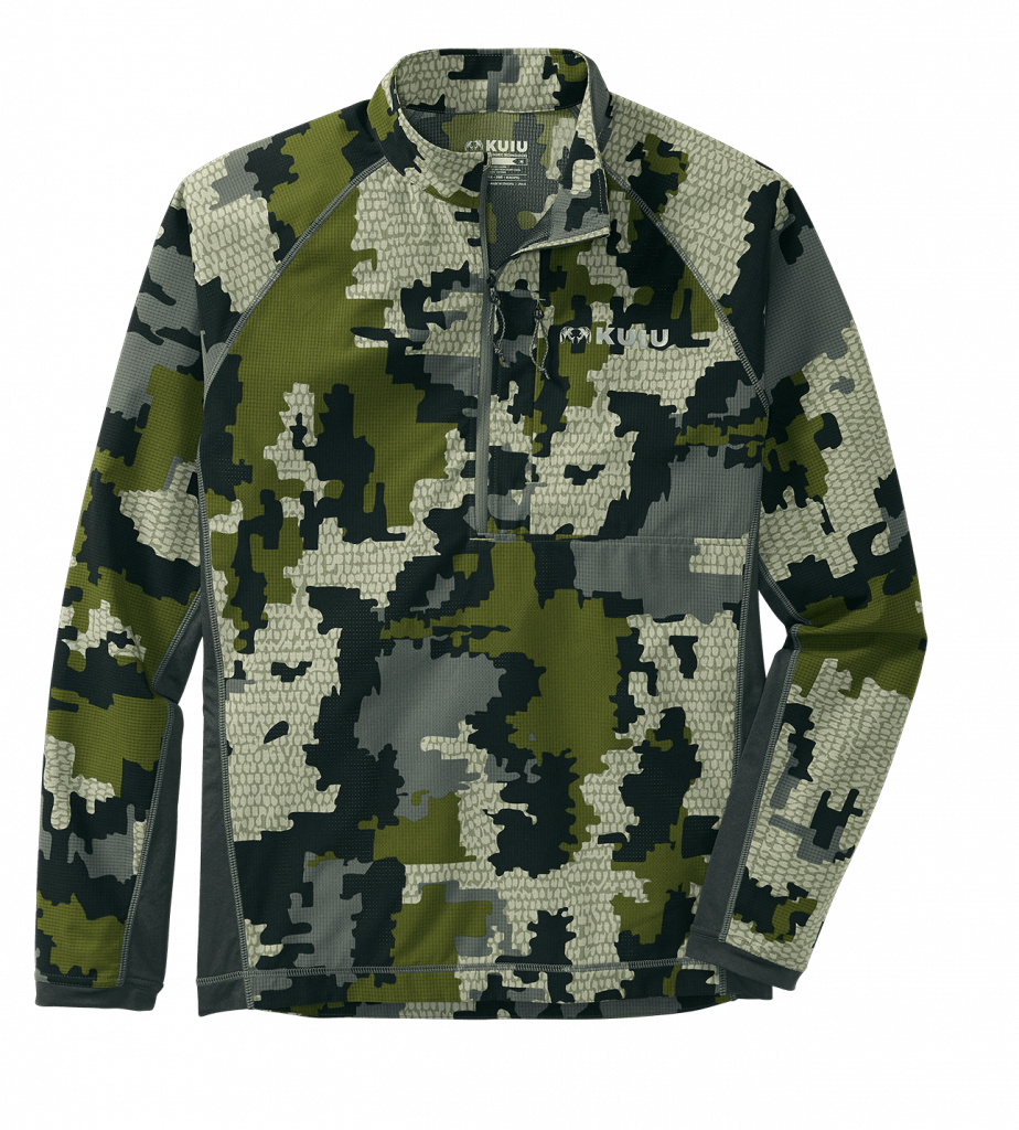 best hunting clothing for warm weather