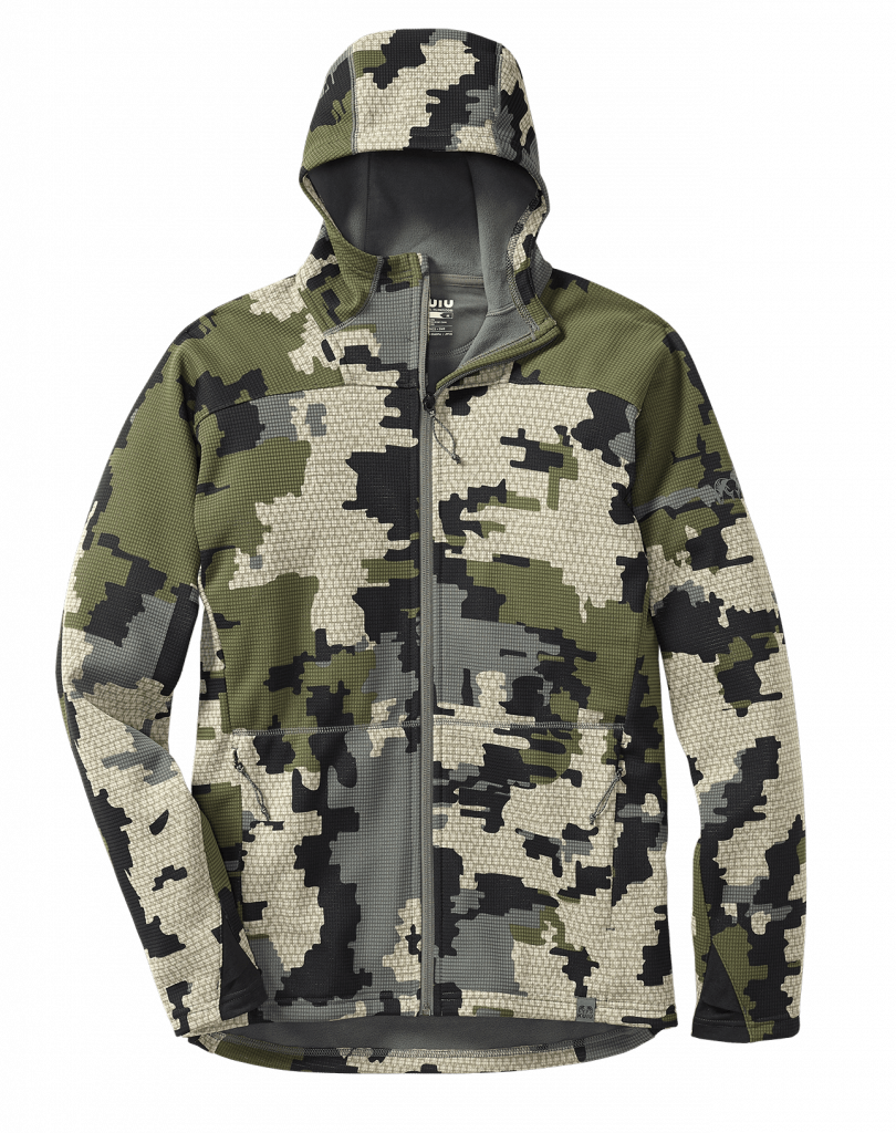 best mid layer hunting clothes